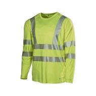 Su ilgomis rankovėmis L.Brador 411P marškinėliai