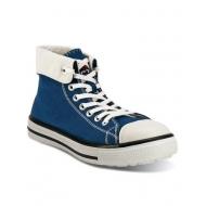Batai su auliukais BLUE HIGH S1P