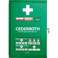 Pakabinamas pirmosios pagalbos stendas CEDERROTH REF.290900