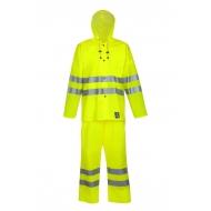 Kostiumas nuo lietaus signalinis 1101/1011 geltonas