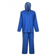 Kostiumas nuo lietaus 101/001M, mėlynas