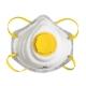Respiratorius nesulankstomas su vožtuvu Safety FFP2