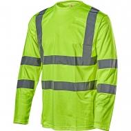 Marškinėliai signaliniai L.Brador 4006P
