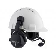 Apsauginės ausinės prie šalmo ZEKLER 412DBH