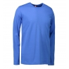 Marškinėliai ilgomis rankovėmis ID.0518 Interlock