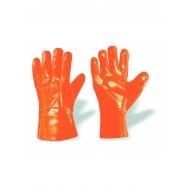 Pirštinės PVC gumos HUSKY-2658D