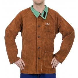 Švarkas suvirintojams Weldas 44-7300/P Lava Brown™