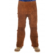 Priekinė kojų apsauga suvirintojams  Weldas 44-7440 Lava Brown™