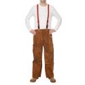 Kelnės suvirintojams Weldas 44-7440/7600 Lava Brown™