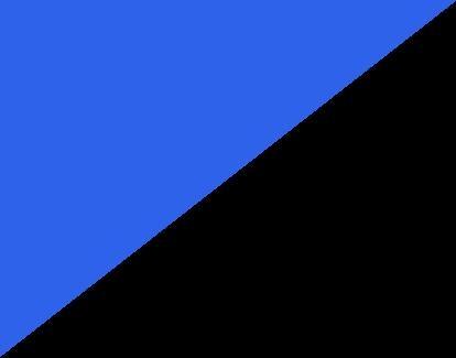 Mėlyna su juoda