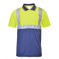 Marškinėliai Polo signaliniai Portwest S479