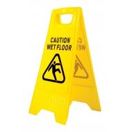 """Įspėjamasis ženklas """"Šlapios grindys"""" Portwest HV20"""