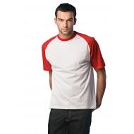 Marškinėliai beisbolo B&C