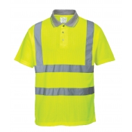 Marškinėliai Polo signaliniai Portwest S177