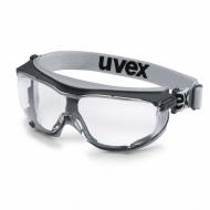 Apsauginiai akiniai su guma UVEX Carbonvision