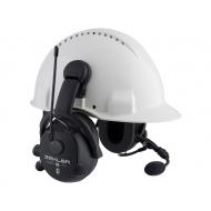 Apsauginės ausinės prie šalmo ZEKLER 412RDBH